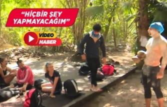 Survivor Yasin Obuz meydan okudu!