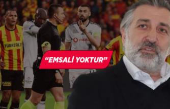 Talat Papatya'dan Beşiktaş maçı açıklaması