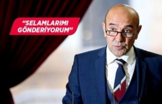 """Tunç Soyer'den """"Gezi"""" paylaşımı"""
