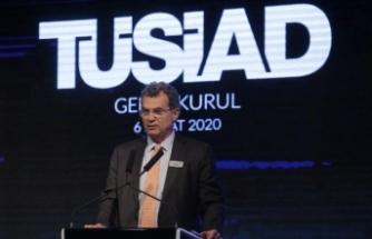 TÜSİAD Başkanı: Dünya kamuoyu daha fazla duyarsız kalmamalı