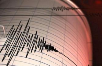 Van'da 3.8 büyüklüğünde deprem!