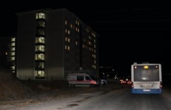 ABD'den gelen 241 kişi Kastamonu'daki yurtta karantinaya alındı