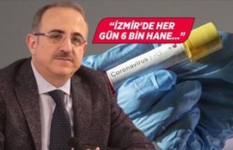 AK Parti İzmir İl Başkanı Sürekli: Sorun hayati ve ulusal; siyasideğil!