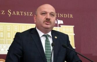 AK Parti Milletvekili bir maaşını İHH'ye bağışladı