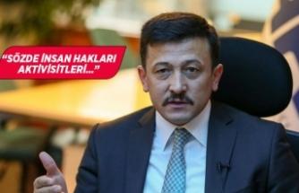AK Partili Dağ'dan 'pandemi' tepkisi