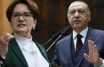 Akşener'den Erdoğan'a: Maaş yetmez, Katar uçağını bağışla