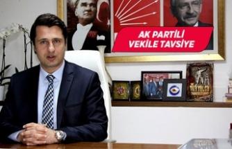 CHP İl Başkanı Yücel: Devlet olmanın gereği yerine getirilmeli!