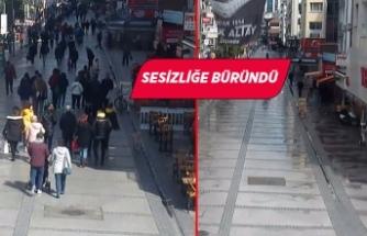 İzmir'den salgın öncesi ve sonrası görüntüler