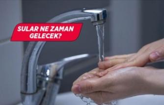 İzmir'de su kesintisi: İZSU duyurdu