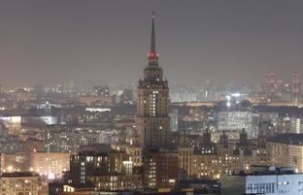 """Rusya'da """"Dünya Saati"""" etkinliği düzenlendi"""