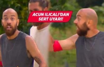 Survivor'da Barış ve Sercan arasında şok kavga!