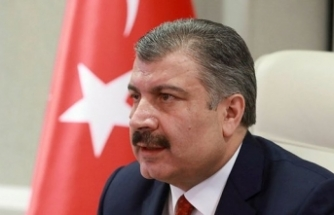 Bakan Koca: Türkiye'de can kaybı 168, vaka sayısı 10 bin 827