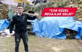 Uşaklı koşucu anılarıyla Türkiye'yi güldürdü