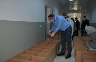 Utku Gümrükçü, Şehit ve Gazi ailelerini unutmadı