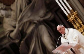 Vatikan'da corona virüsü şoku!