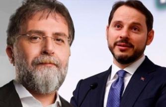 "Ahmet Hakan'a 'Albayrak' eleştirisi! ""Yok ki o kapasite?"""