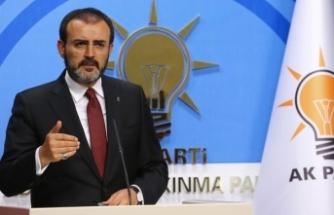 AK Parti'li Ünal canlı yayında soruları yanıtladı