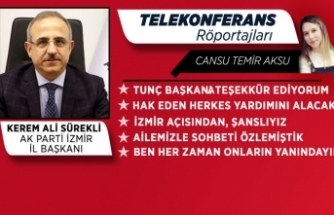 AK Partili Sürekli'den önemli mesajlar
