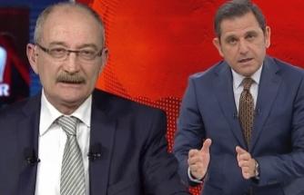 """Akşam yazarı Fatih Portakal'ı bombaladı! """"Hadi oradan…"""""""