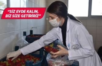 """""""aliagasemtpazari.com"""" yoğun ilgi gördü"""