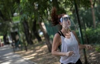 Araştırma: Koşarken corona virüs kapabilirsiniz
