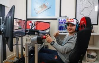 Ayhancan Güven, simülasyon yarışında zirvede