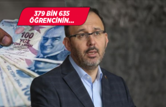 Bakan Kasapoğlu açıkladı: Ücretler iade edilecek!