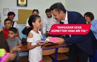 Başkan Kırgöz'den 1 yıl değerlendirmesi