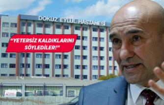 Başkan Soyer'den DEÜ açıklaması: Salgın siyasi bir ayrışma tanımıyor