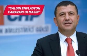 CHP Genel Başkan Yardımcısı Veli Ağbaba'dan açıklama