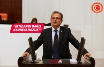 CHP'li Girgin: Evde kal ama aç kalma!