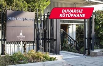Dijital kütüphane artık İzmirlilerin evinde