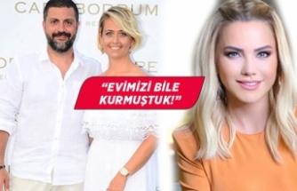 Ece Erken, Şafak Mahmutyazıcıoğlu'nun boşanma belgesini yayınladı