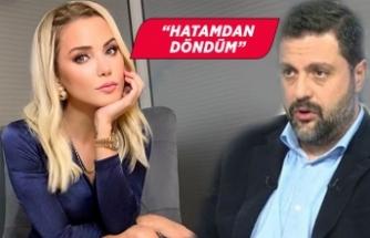 Ece Erken, sevgilisi Şafak Mahmutyazıcıoğlu'yla ayrıldı!