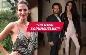 Ece Yosmaoğlu, Ozan Doğulu'ya isyan etti!