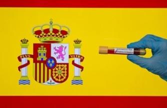 İspanya'da son 24 saatte 757 kişi hayatını kaybetti