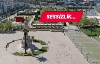 İzmir çağrıya kayıtsız kalmadı!