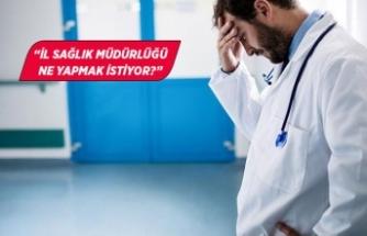 İzmir'de 1 hekim öldü, 111 sağlıkçı COVID-19 hastası oldu