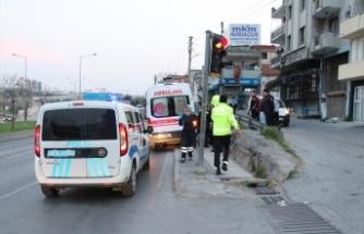 İzmir'de ambulans kaçıran şüpheli serbest bırakıldı
