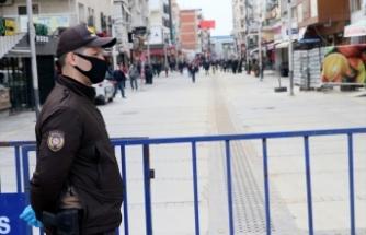 İzmir'de Kovid-19'a karşı sıkı önlem!