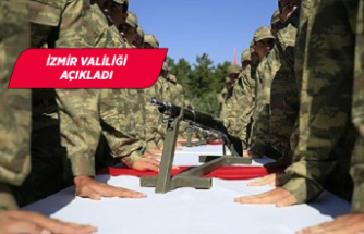 İzmir'de terhis olan askerler ne olacak?