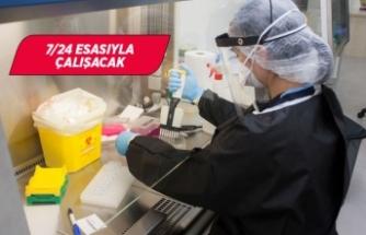 İzmir'İn Tanı Merkezi'nde kritik görev başladı