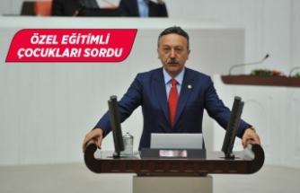 İzmir Milletvekili Tacettin Bayır soru önergesi verdi