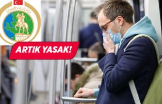 İzmir Valiliği 'korona' tedbirlerini açıkladı