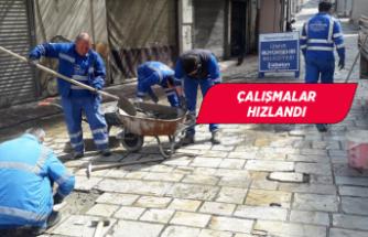 İzmir'in yolları yenileniyor