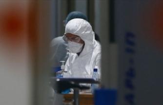 Koronavirüs salgınında bir belirti daha ortaya çıktı