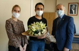 Medical Park İzmir'den Örnekköy Polis Merkezi'ne ziyaret