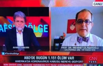 Mehmet Çilingiroğlu'ndan Trump'a hakaret: Gerizekalı!