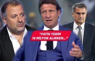 """Mehmet Demirkol'un """"Şenol Güneş maaş almamalı"""" sözlerine tepki!"""