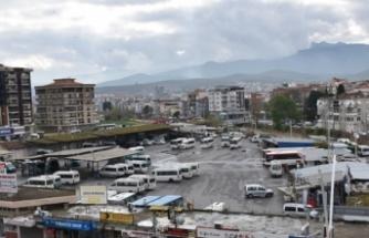 Menemen Belediyesi'nden minibüs ve otobüs esnafına destek